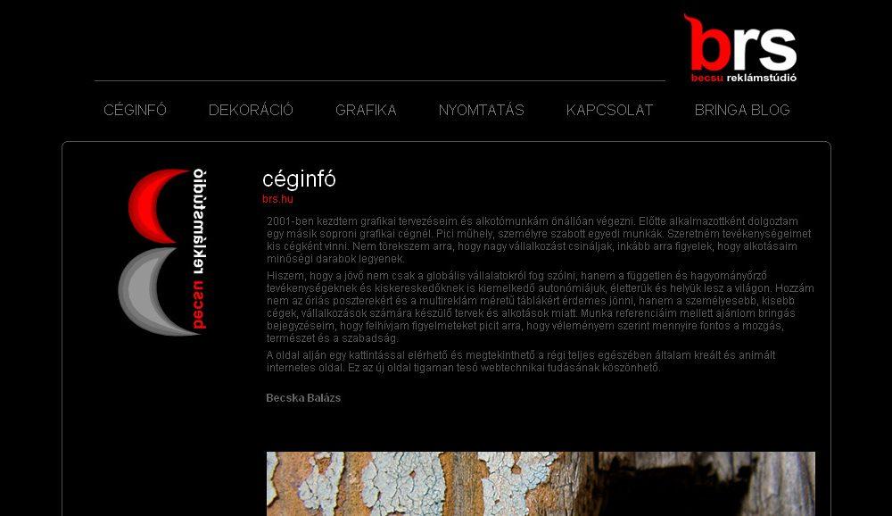 becsu reklámstúdió