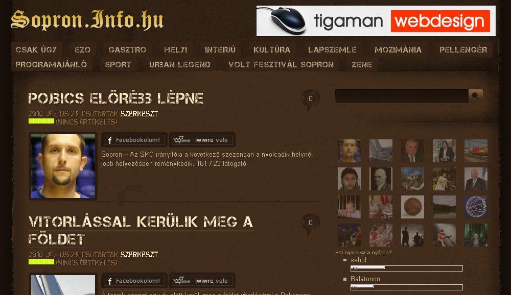 Sopron.Info.hu