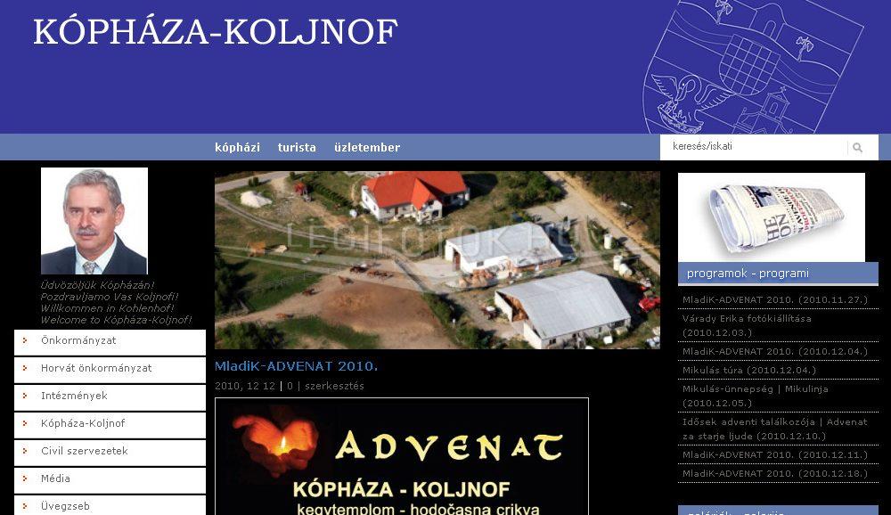 Kópháza-Koljnof