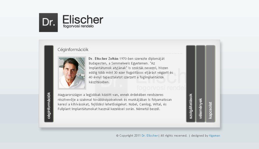 Dr. Elischer