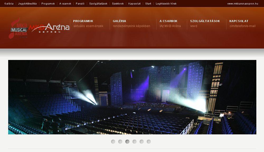 MKB Aréna Sopron