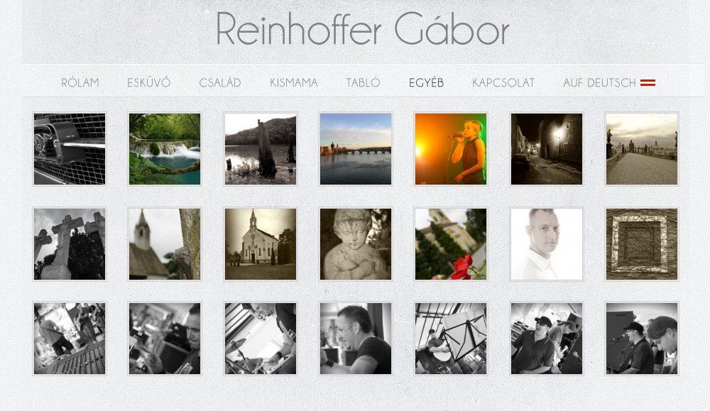 Reinhoffer Gábor