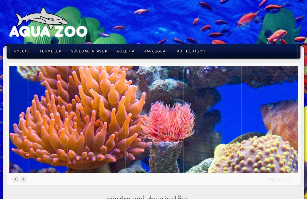 Coral Aqua Zoo