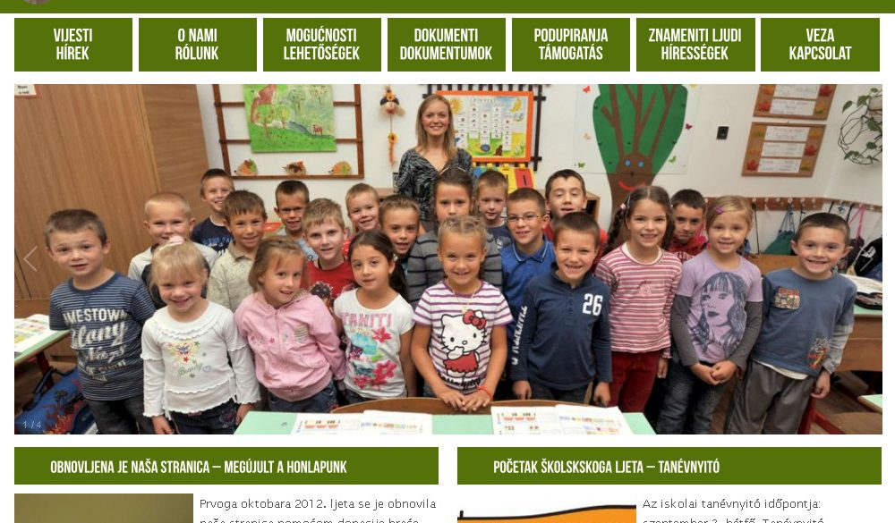 Nakovich Mihály Általános Iskola