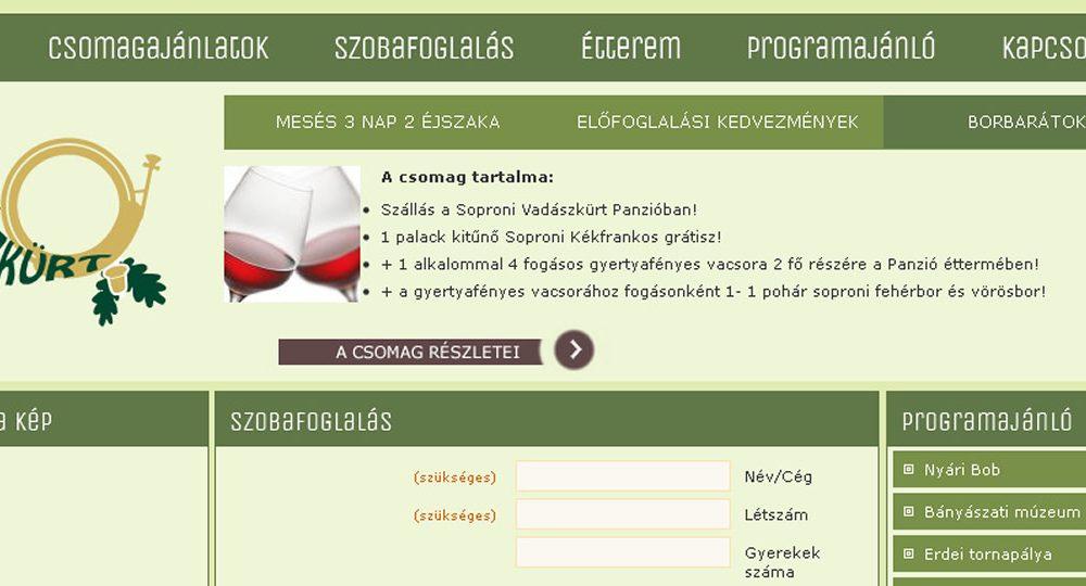 Panzió Sopron