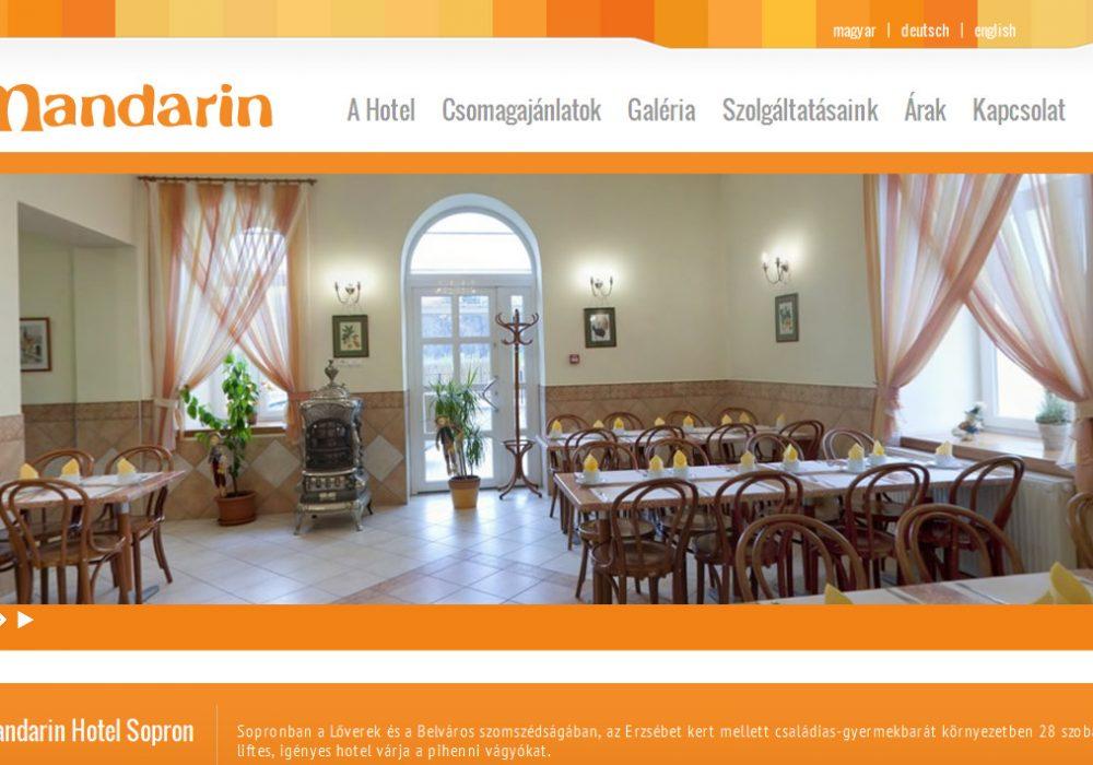 Mandarin Hotel Sopron