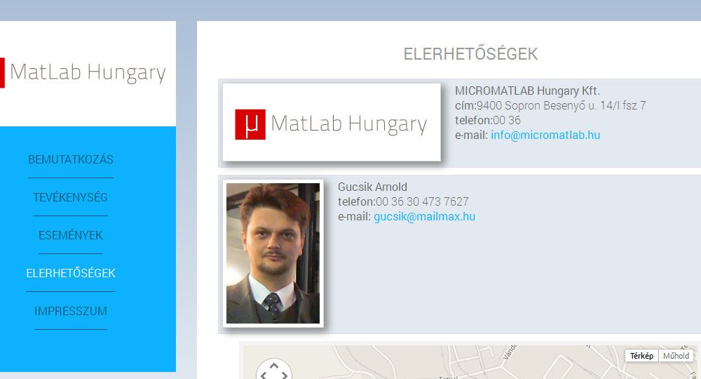 MicroMatlab Hungary