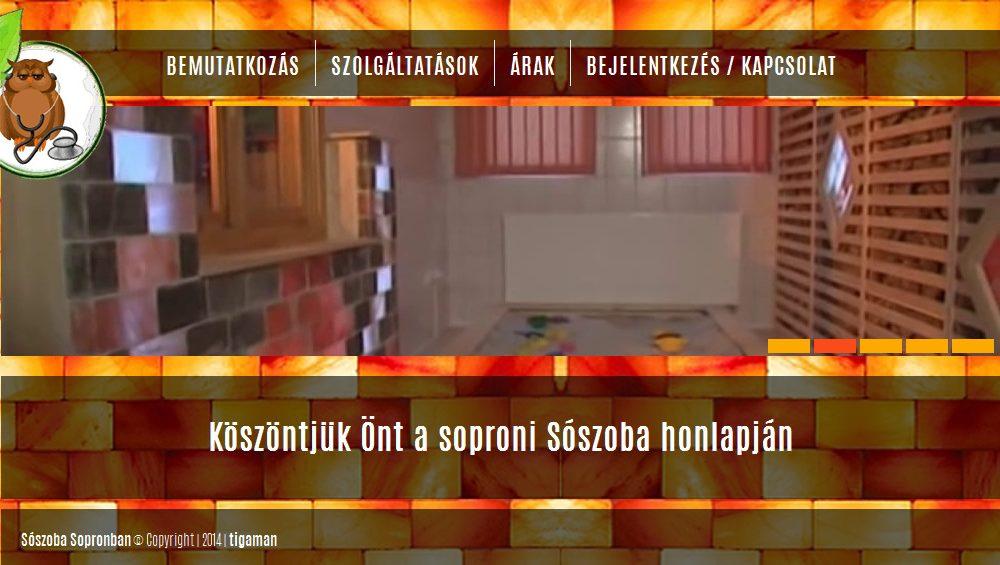 Sószoba Sopronban