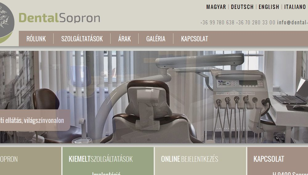 Dental Sopron