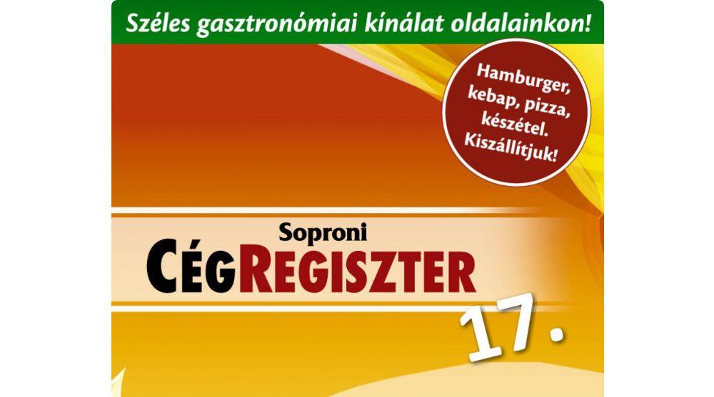 Soproni Cégregiszter