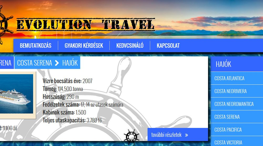 Evolution Travel