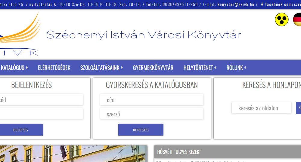 Széchenyi István Városi Könyvtár