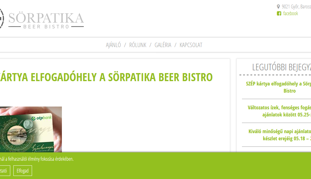 Sörpatika Győr