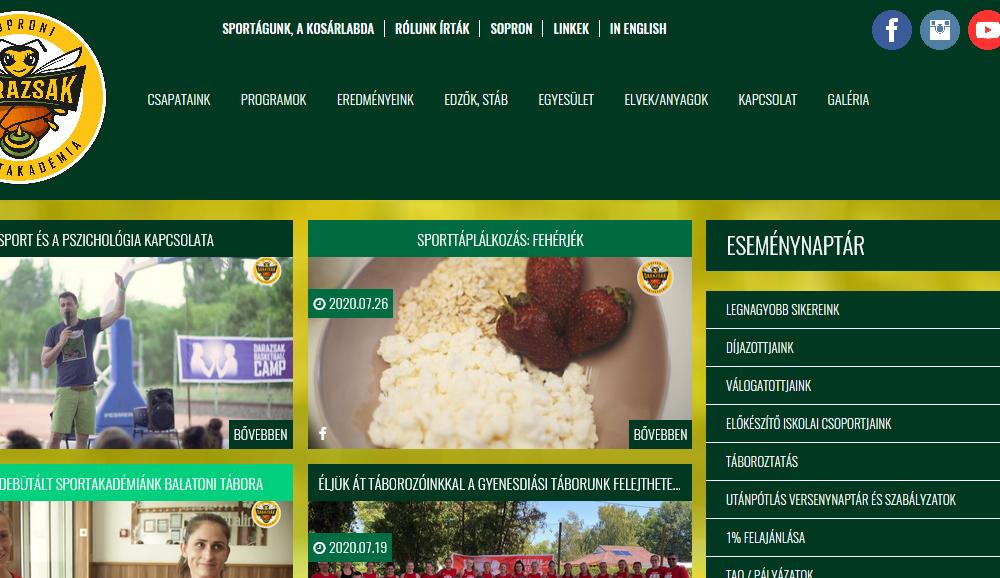 Soproni Darazsak Sportakadémia