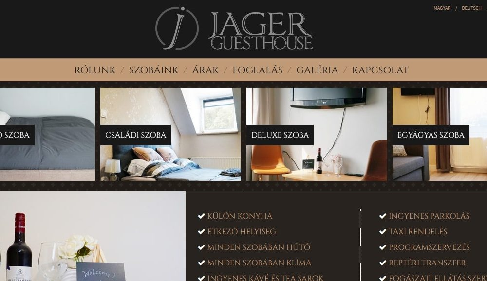 Jager Guesthouse
