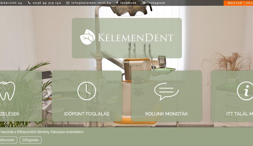 dr. Kelemen Márta fogorvos
